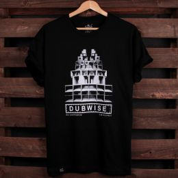 Dubwise No Compromise tshirt | czarny