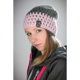 Handmade hat - light pink