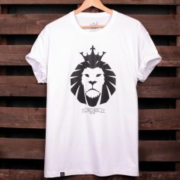 Strictly Roots Dub Lion | white tshirt