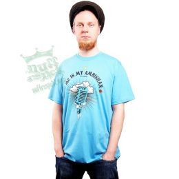 Tshirt Mc Is My Ambishan - Bam Bam /reggae riddims/ Nuff Respekt