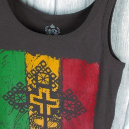 Zion Gate Jah Light r top vest