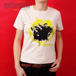 Rockfort Rock -cream tshirt