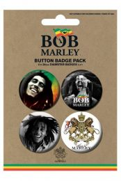Bob Marley Photos badges - BP80365