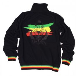 Bluza rozpinana - Jah Bless / One Love and Respect