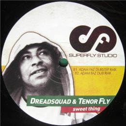 Dreadsquad & Tenor Fly ‎– Sweet Thing 12'EP