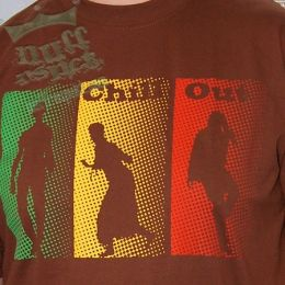 Nuff Respekt Chill Out tshirt