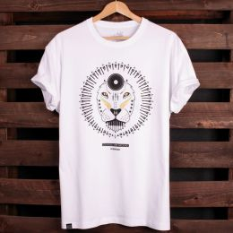 Dubhead Steppers Vibe Around | white tshirt