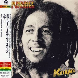 Bob Marley & The Wailers - Kaya (Japan limited edition) UICY-93123