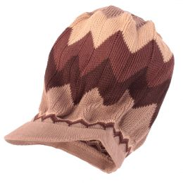 Irie Style Rasta Dread hat | Brown colours