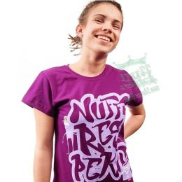 Carry On Rastaman ladies tshirt - Nuff Respekt