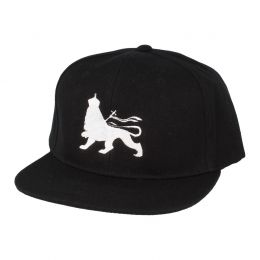 Lion of Judah snapback cap | Black