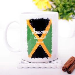 Jamaica Coffee Mug or Tea Cup 330 ml
