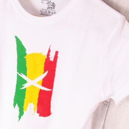 Kids Rasta tshirt | Reggae Colours 3
