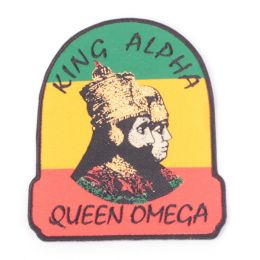 Queen Omega, King Alpha patch