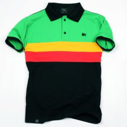 Nuff Respekt / Dub Lion Short Sleeve Polo