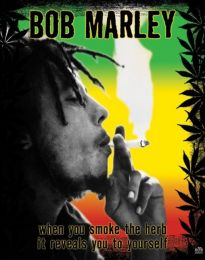 Bob Marley - Herb it poster - 40x50 MPP50071