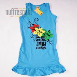 Baby Dress- Reggae Flowers - Nuff Respekt Kids