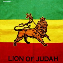 Bandana rasta Lion of Judah