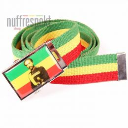 Cotton belt - Haile Selassie - Rasta