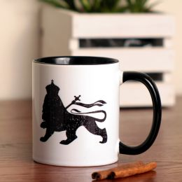 Lion of Zion Coffee Mug or Tea Cup 330 ml