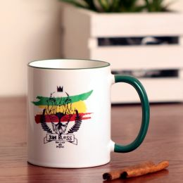 Jah Bless Coffee Mug or Tea Cup 330 ml