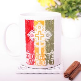 Zion Light Rasta Coffee Mug or Tea Cup 330 ml