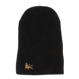 Beanie hat Lion of Judah | black