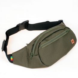 Dub Lion bum bag - olive