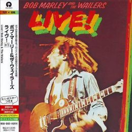 Bob Marley & The Wailers - Live!  (Japan limited edition)  UICY-93121