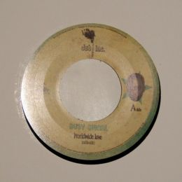 Busy signal - Worldwide love / Dub inc - No doubt version - 7'EP