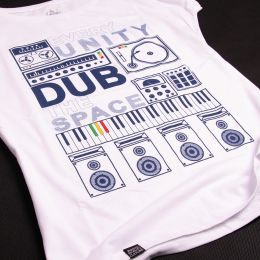 Tshirt damski Every Unity Dub The Space