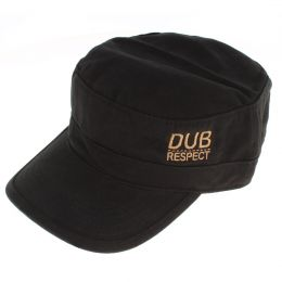 Army flat cap Dub Respect | olive
