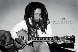 Plakat Bob Marley - Redemption Song - PP33639