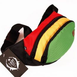 Nuff wear Waist Pack - rasta