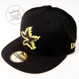 Czapka New Era Full Cap Houston Astros MLB Scatter Black Gold