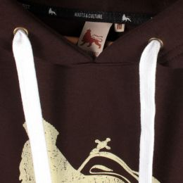 Lion of Judah hoodie | brown