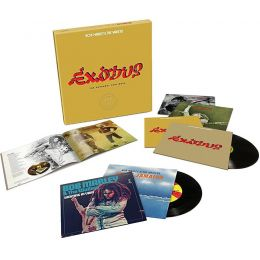 Bob Marley and The Wailers - Exodus 40 - The Movement Continues [SUPER DELUXE} 4xLP + 2x'7EP + Book