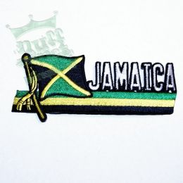Jamaica patch #1