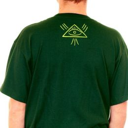 Tshirt - Regau - green