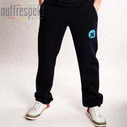 Nuff wear classic sweatpants - black