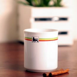 Discreet Lion Coffee Mug or Tea Cup 270 ml