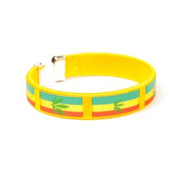Bracelet - Yellow / Rasta