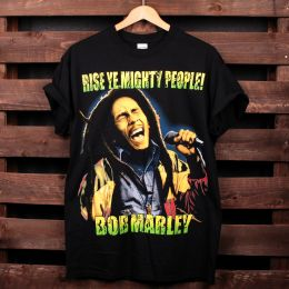 Bob Marley - Rise Ye Mighty People tshirt