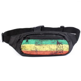 Dub Lion bum bag - Jah Rastafari