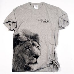 Lion - Beats of the heart t-shirt