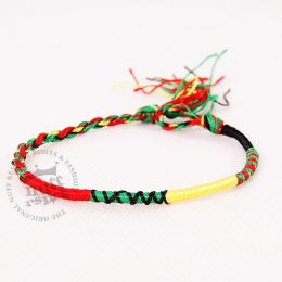 Rasta colour bracelet