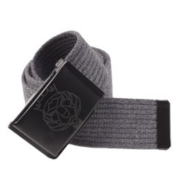 Rasta Courage cotton belt - gray