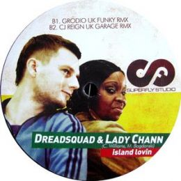 Dreadsquad feat Lady Chann - Island lovin 12'EP
