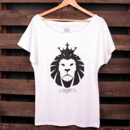 Tshirt damski oversize Strictly Roots | Dub Lion
