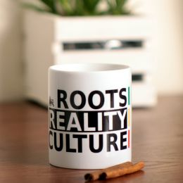 Roots Reality Culture Coffee Mug or Tea Cup 330 ml
